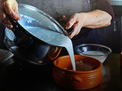 How to make homemade dairy products